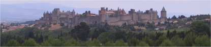 photo of Carcassonne old City